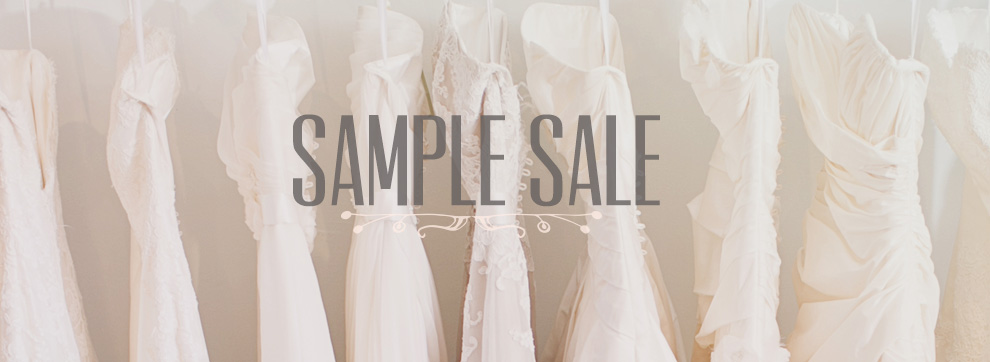 Sample Sale Slider