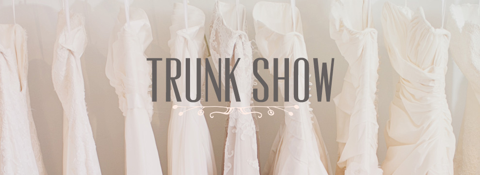Trunk Show Slider 1 Trunk Show: Marchesa Notte Trunk Show  November 15th – 17th